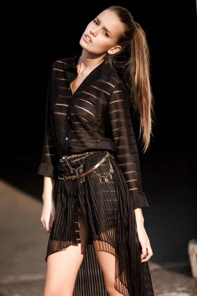 Mariya / image courtesy L-Models/IMG