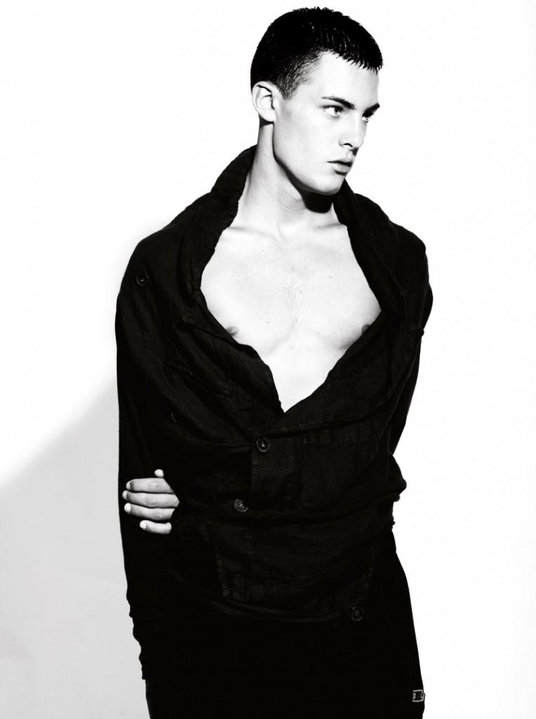 David / image courtesy Elite Milan
