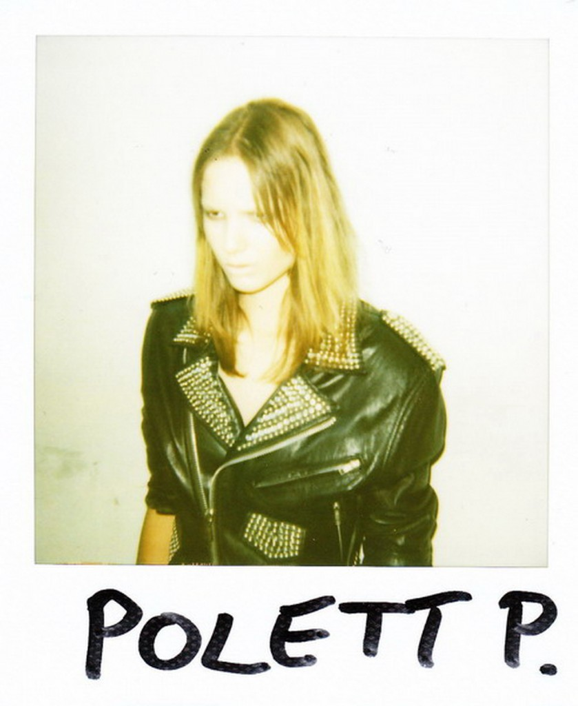 Polett / polaroid courtesy VM Model
