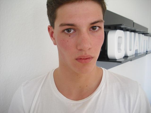 Sascha / polaroid courtesy Quantum 7