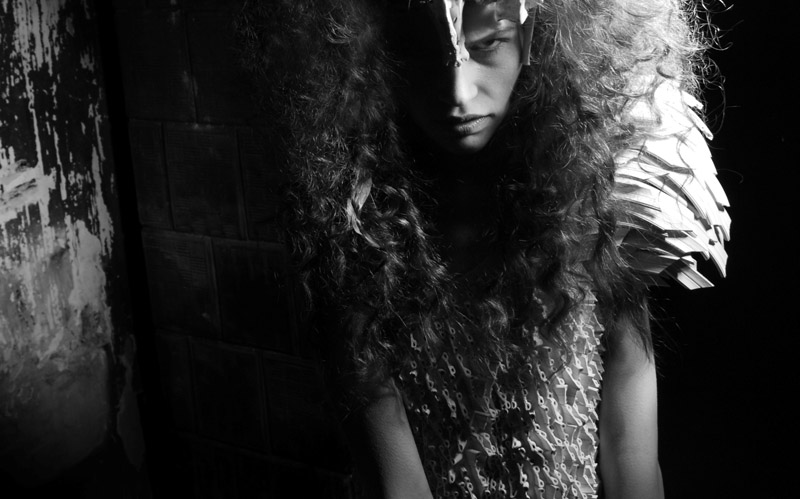 Nikolett / image courtesy Art Models