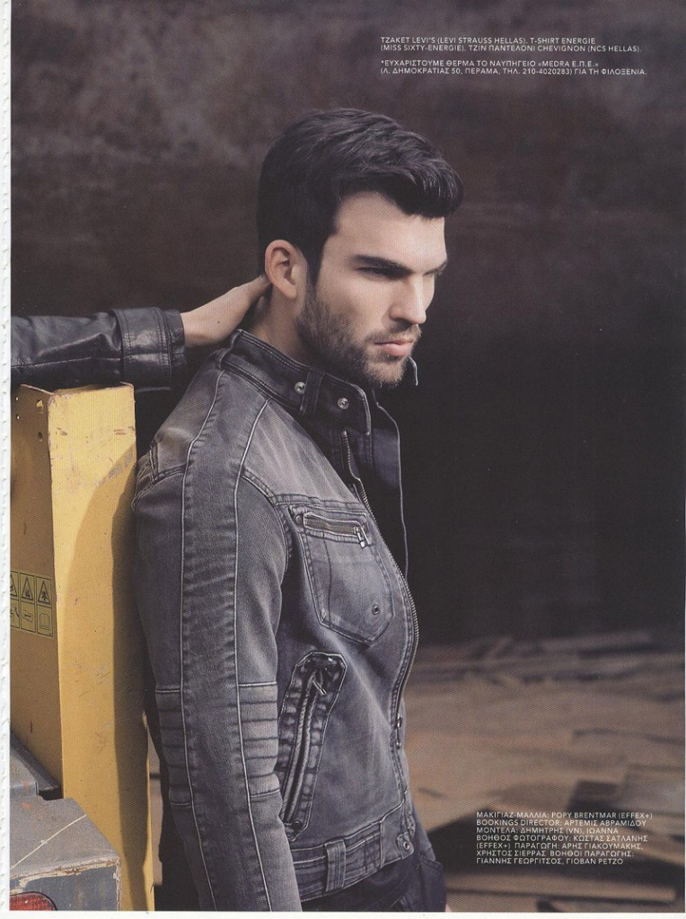 Dimitris / image courtesy VN Models