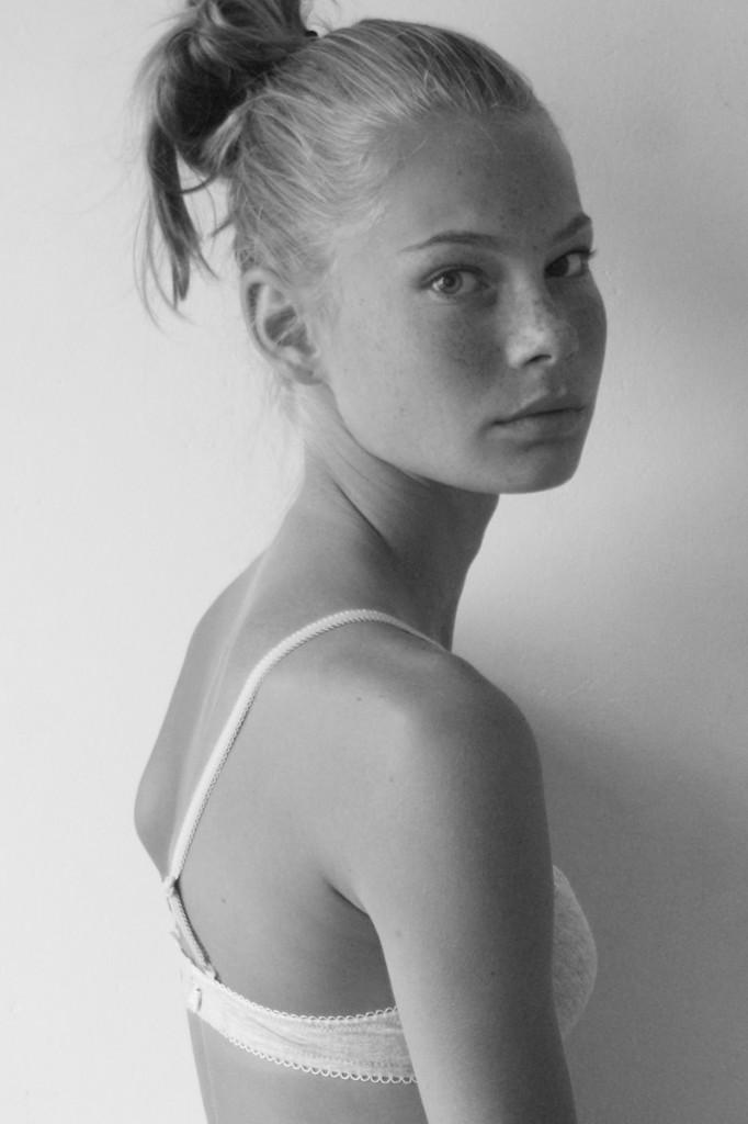 Mirthe / image courtesy Micha Models (photos by Yorick Nube)