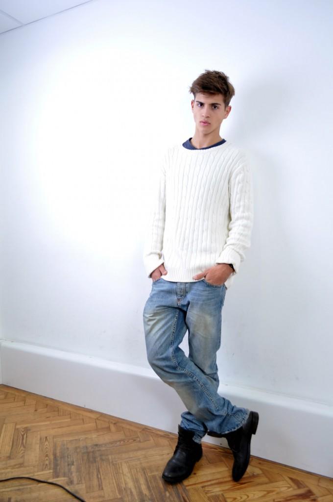 Humbert / image courtesy mandp models