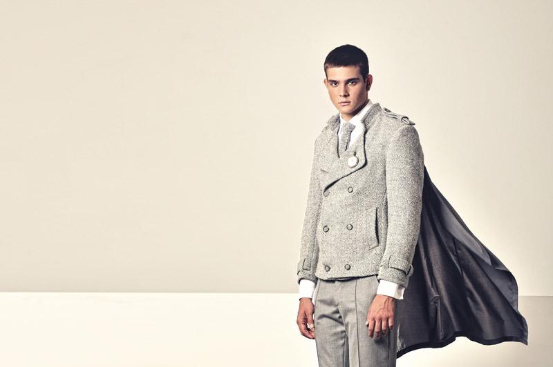 Panayiotis / image courtesy VN Models