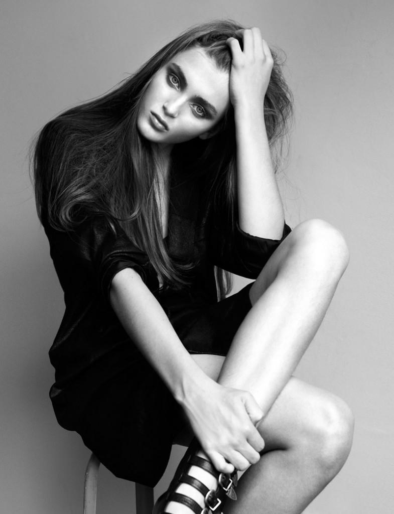 Olga / image courtesy 2morrow model