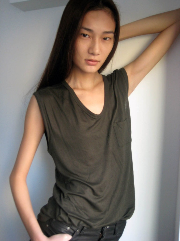 Jia / New York Model Management
