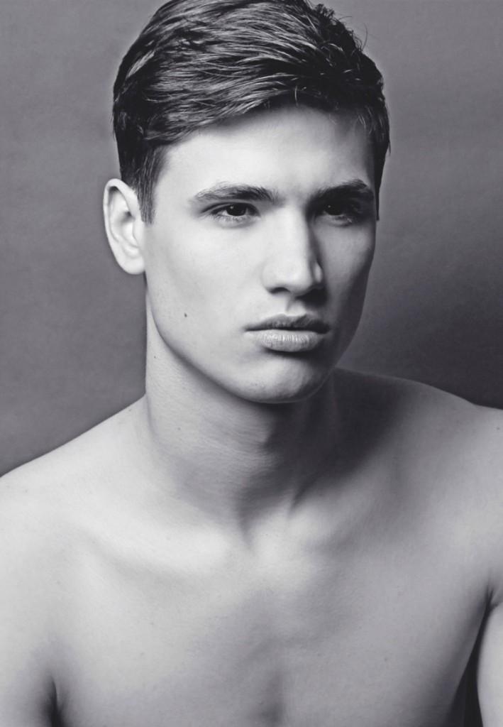 Michael / image courtesy Wilson Model Management