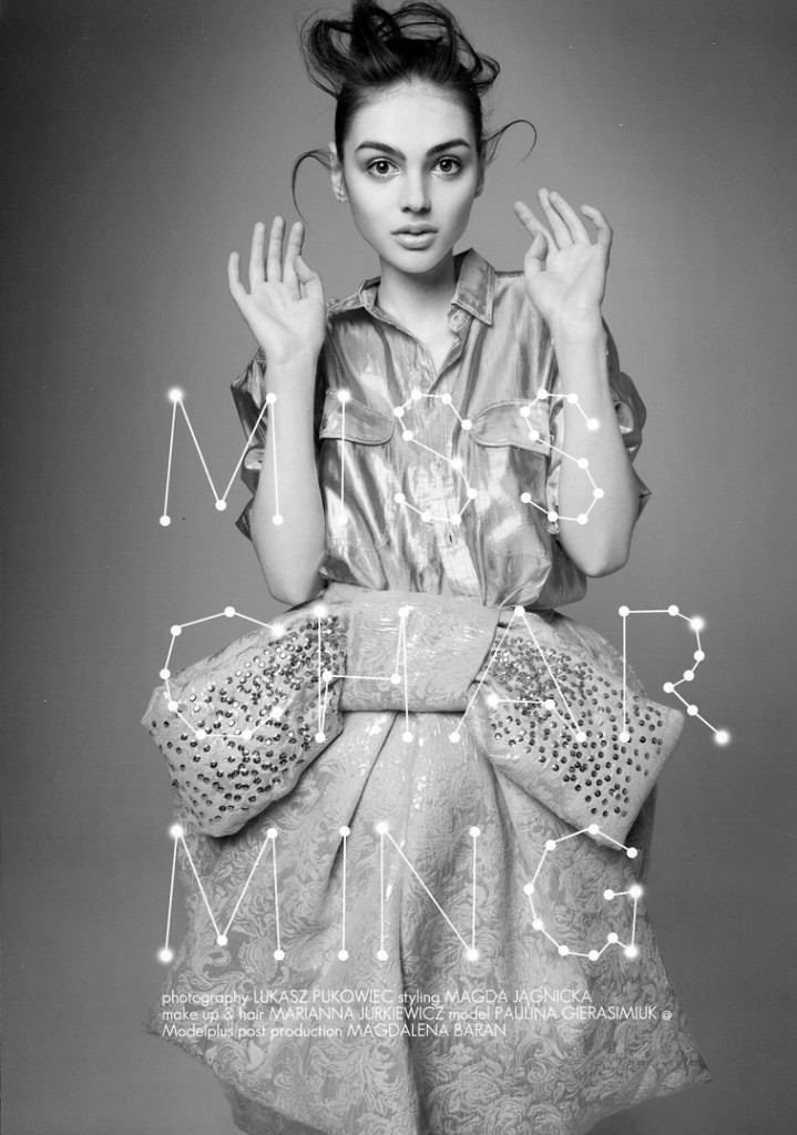 Paulina / image courtesy Game Model Management