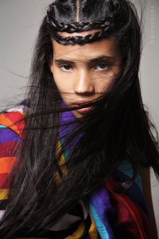 Thaisa / image courtesy Ossygeno Model Management