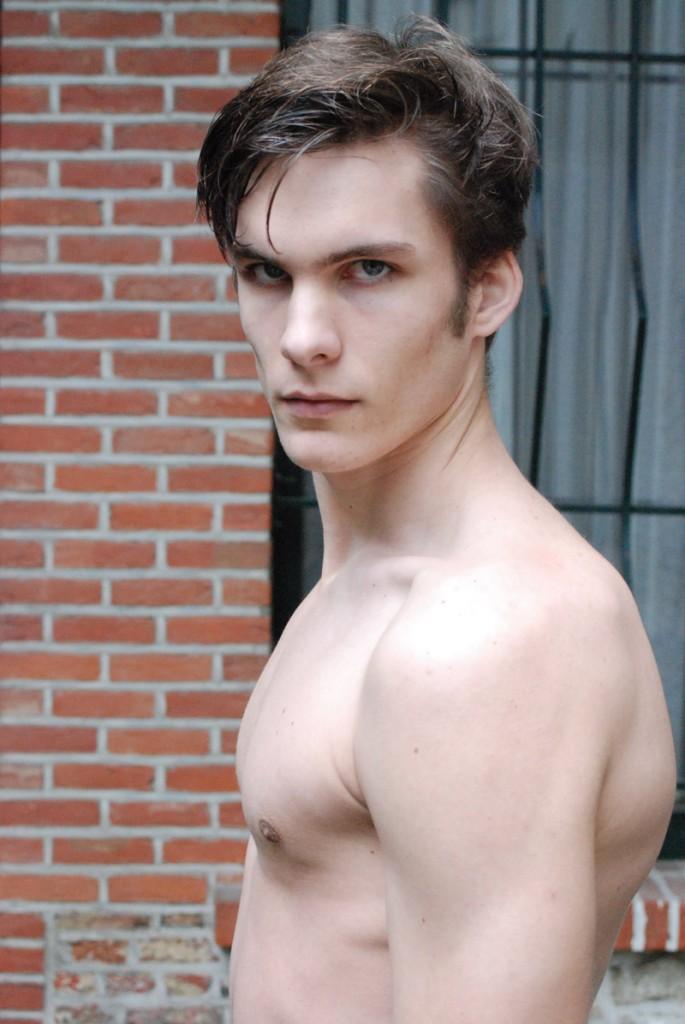 Jonatan / image courtesy Jill Model Management