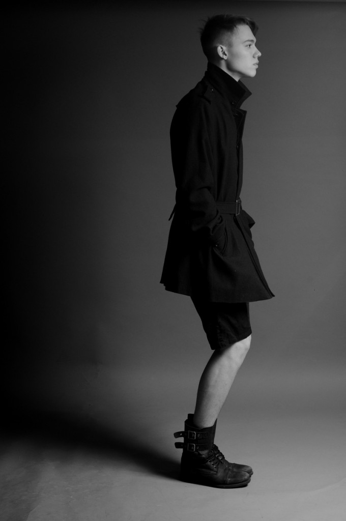 Giorgio / image courtesy Jill Model Management