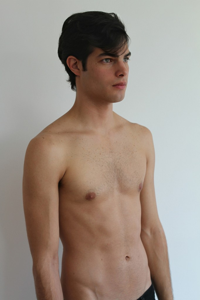 Santiago / image courtesy Paragon Model Management