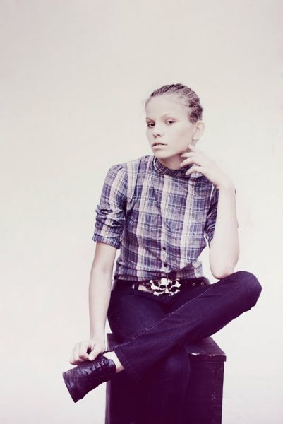 Elisa / image courtesy EP Models