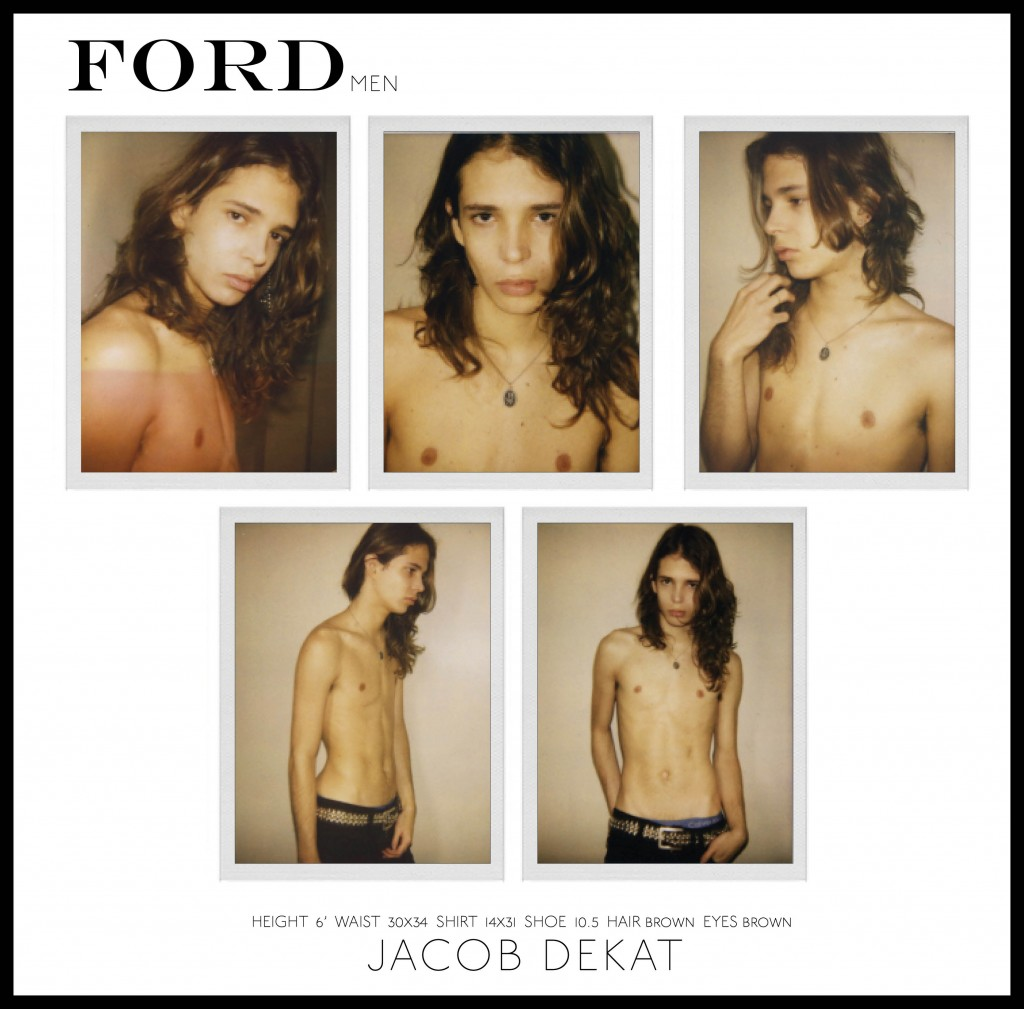Jacob / Ford