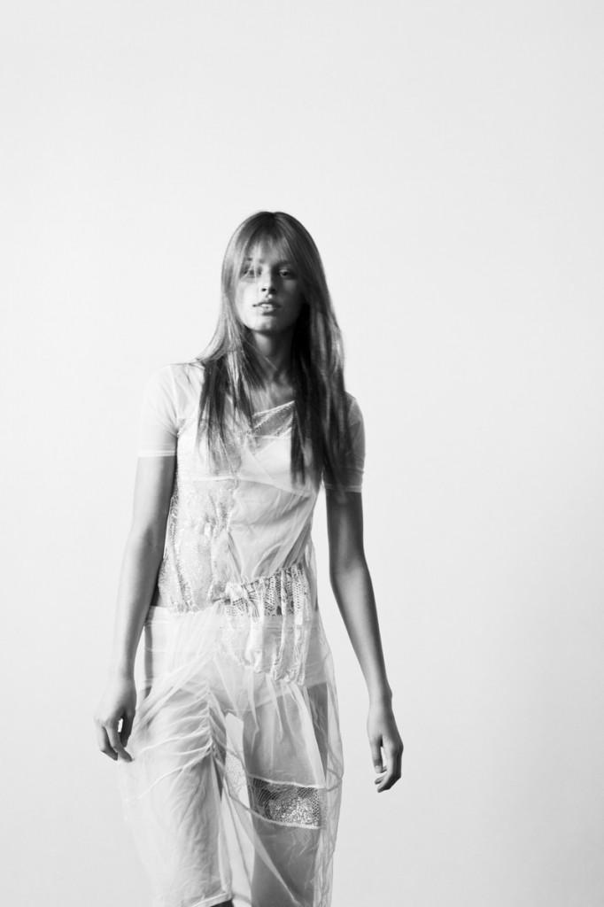 Kylie / image courtesy Prodigy Model Management