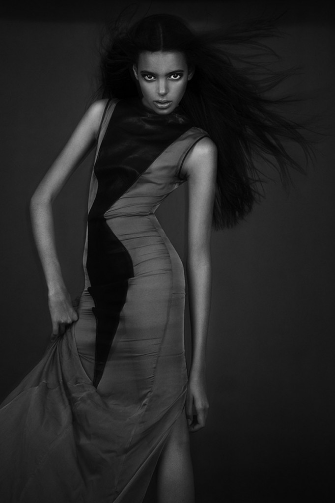 Arien / image courtesy Ossygeno Model Management