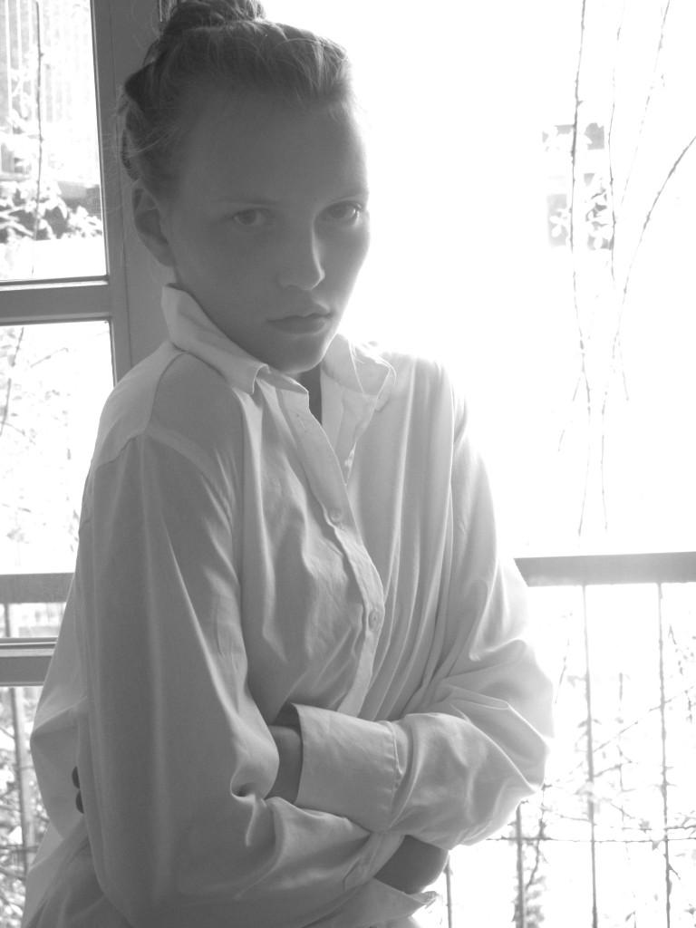 Anna / polaroid courtesy SPIN