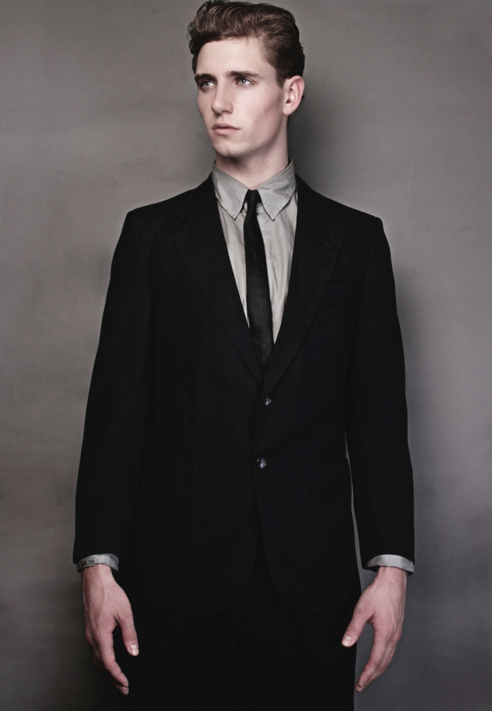 Matthew / image courtesy Wilson Model Management