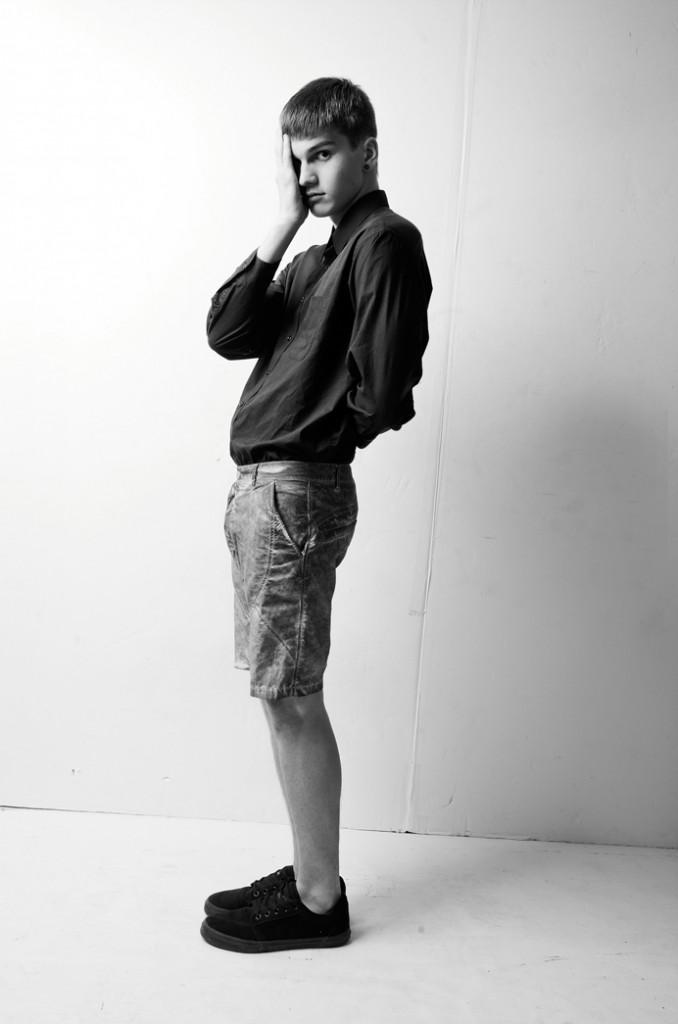 Aleksey / image courtesy Q Model Management NY