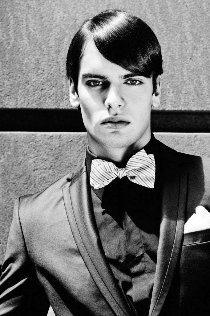 Frederick / image courtesy Aim Model Management