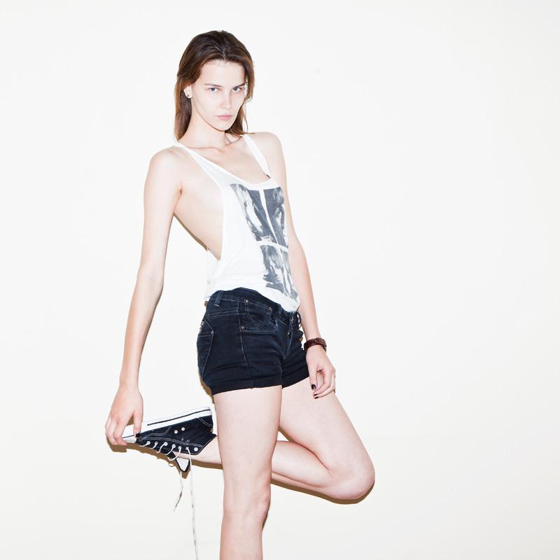 Magdalena / image courtesy Fashion Color
