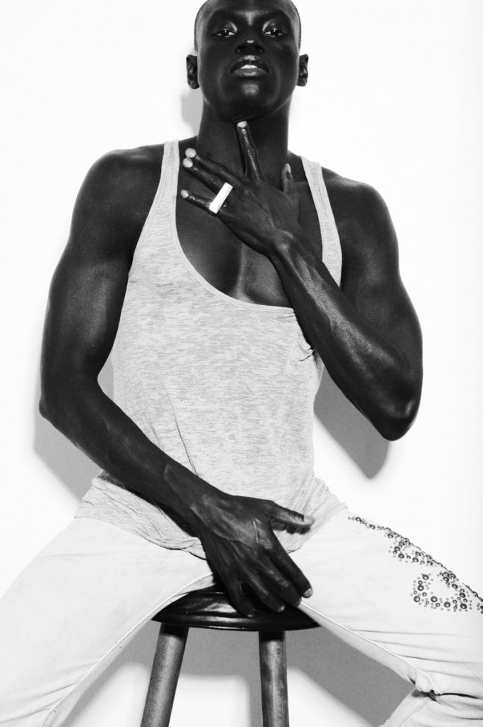 Kimanie / image courtesy Jonathan Keller MGMT & Hollywood Model Management
