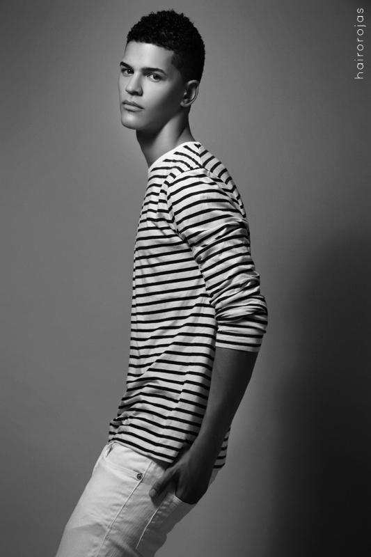 Oscar / image courtesy Ossygeno Models Management