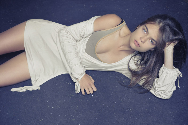 Estelle / image courtesy Model Management Hamburg