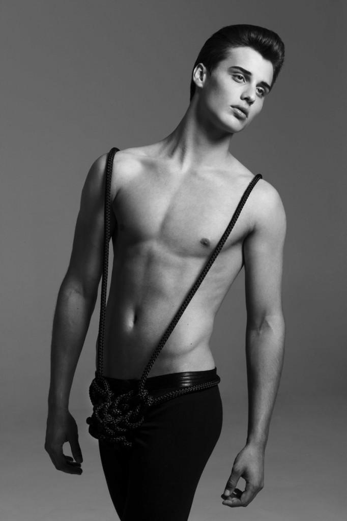 Roberto / image courtesy Wam Models