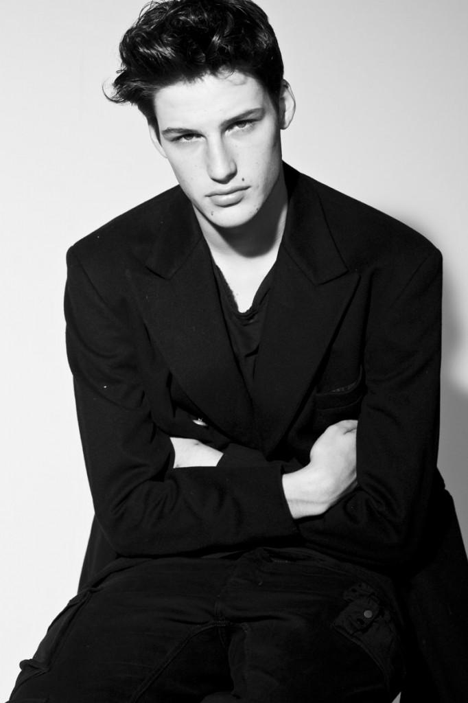 Levi / image courtesy Ice Model Management