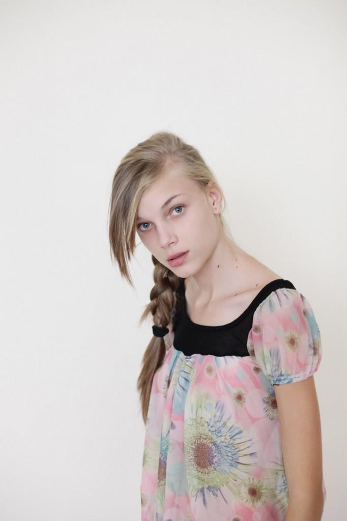 Madalina / image courtesy MRA Models