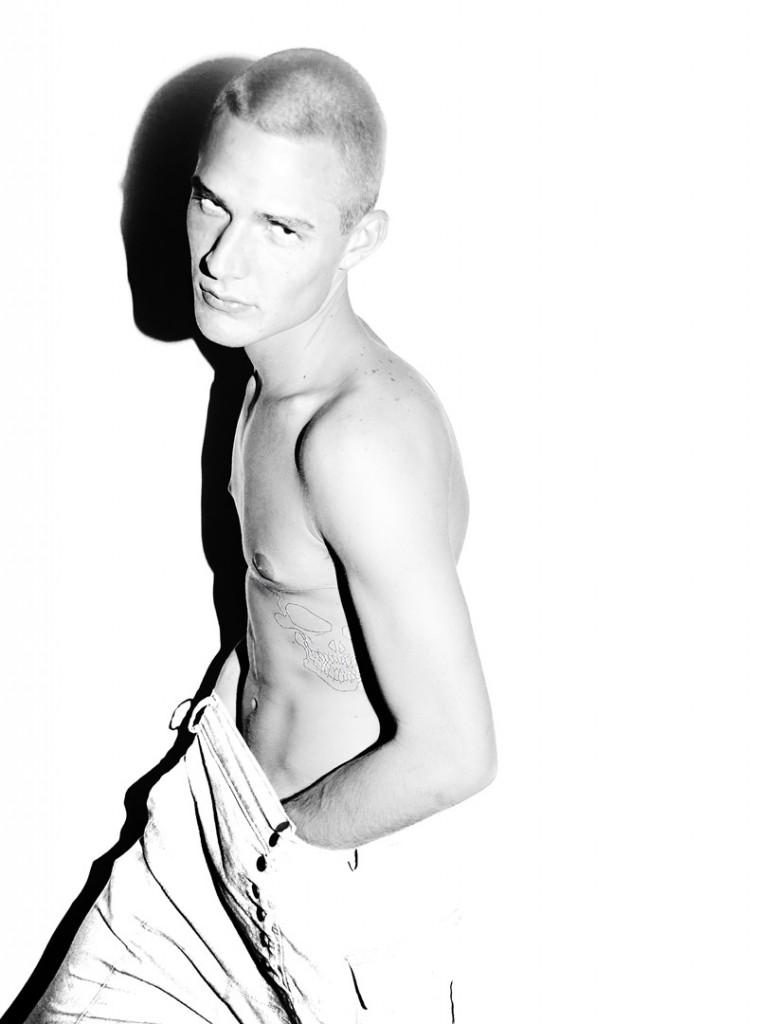 Patrick / image courtesy World Models Management