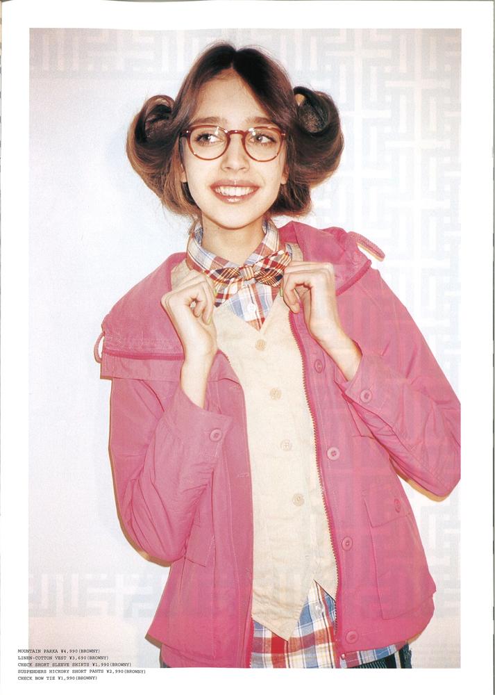 Monica / image courtesy Allure Management