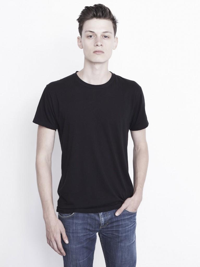 Maximilian / image courtesy m!a models