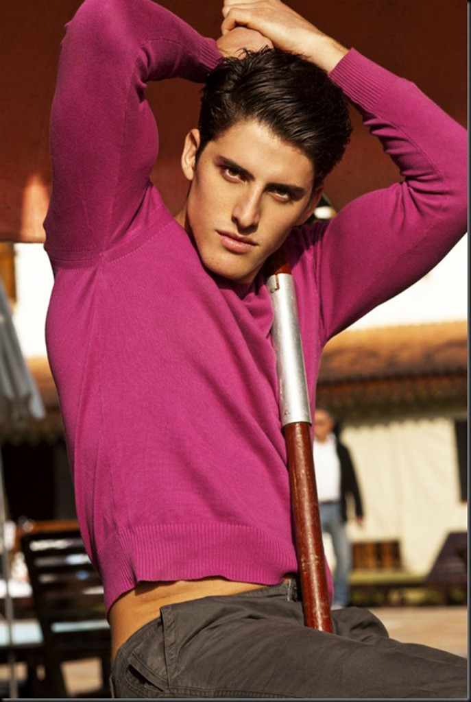 Danilo / image courtesy Closer Models