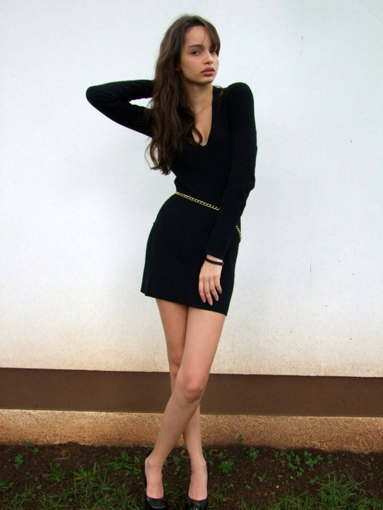 Luma / image courtesy Elite Brazil