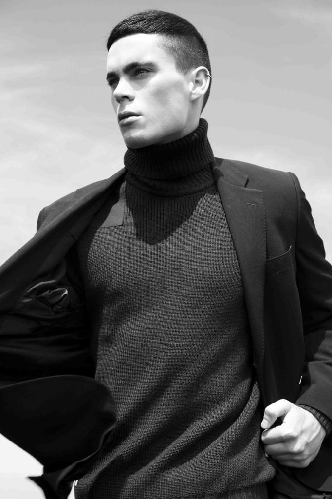 Zach / image courtesy 62 Models