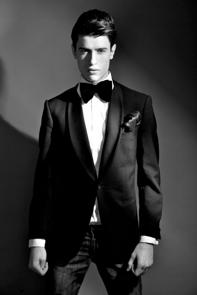 Daniel / image courtesy Dejavu Models