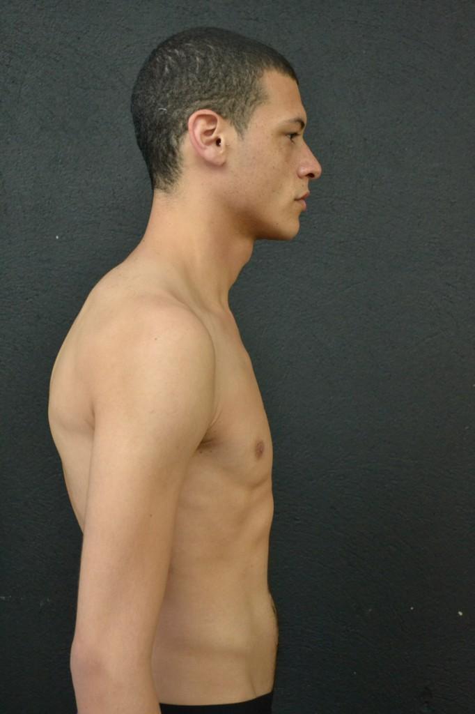 David / image courtesy AMCK Models