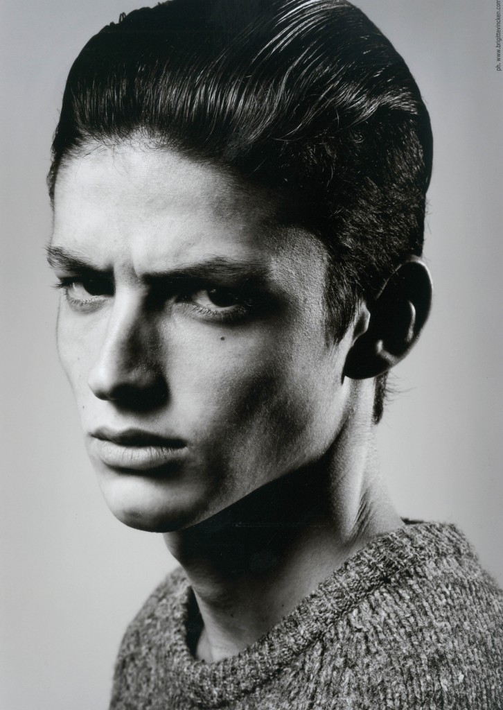 Gianluca / image courtesy Fashion