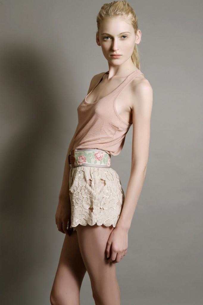 Hannare / image courtesy Evidence Paris & Anka Models