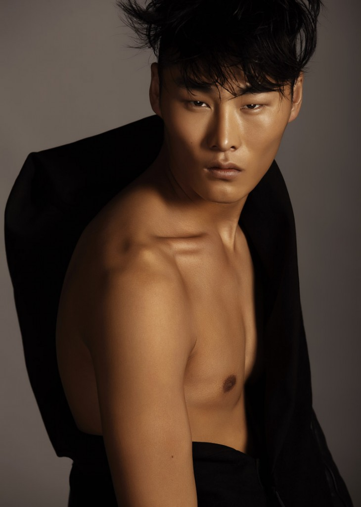 Lee / image courtesy Paras Models