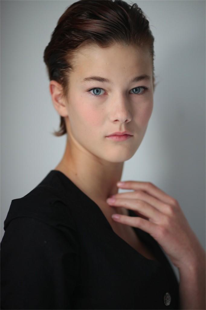 Weronika / image courtesy 8fi Models