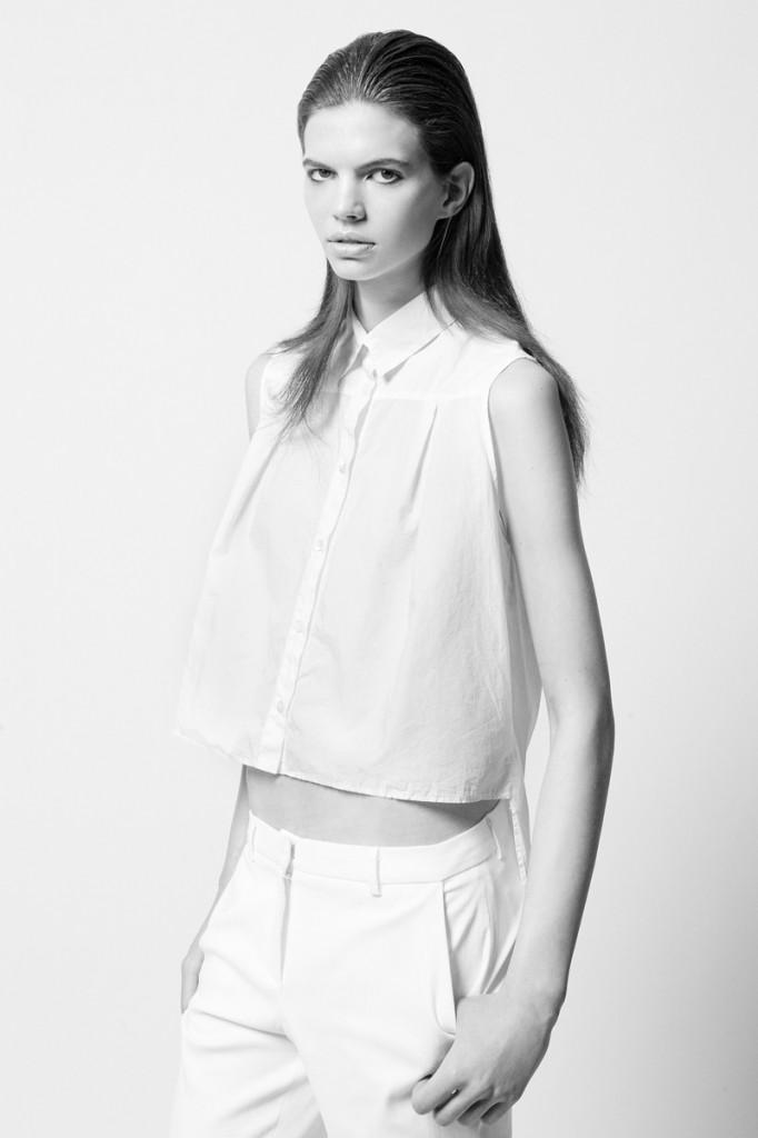 Maja / image courtesy Fox Model Agency