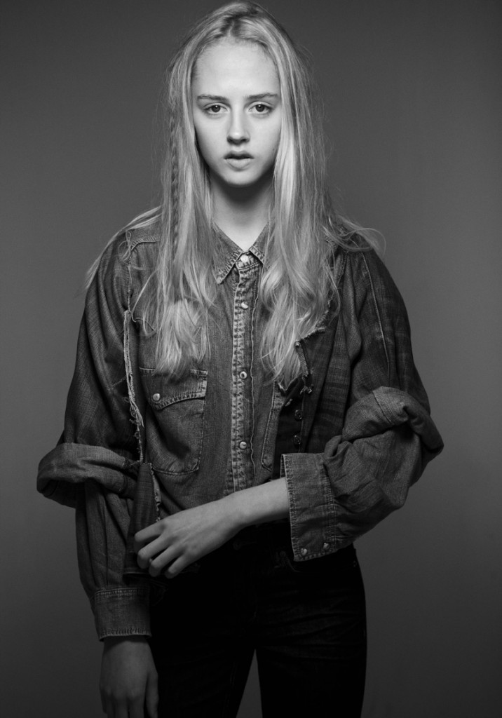 Danielle / image courtesy iD Model Management