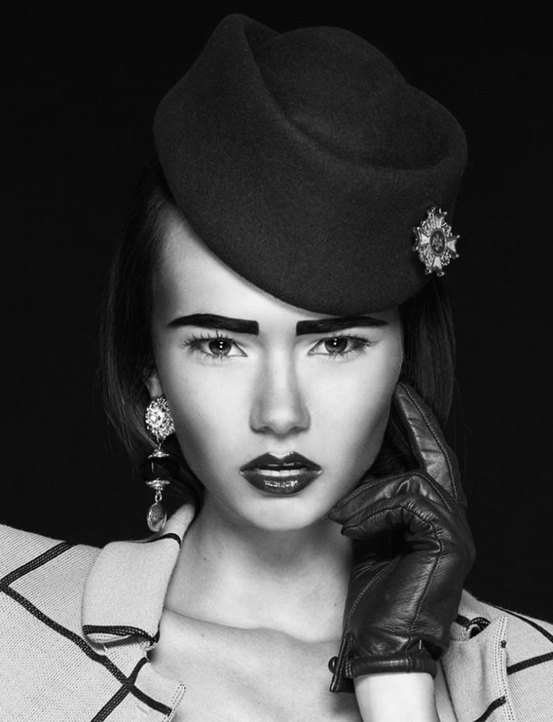 Andrea / image courtesy Wiener Models