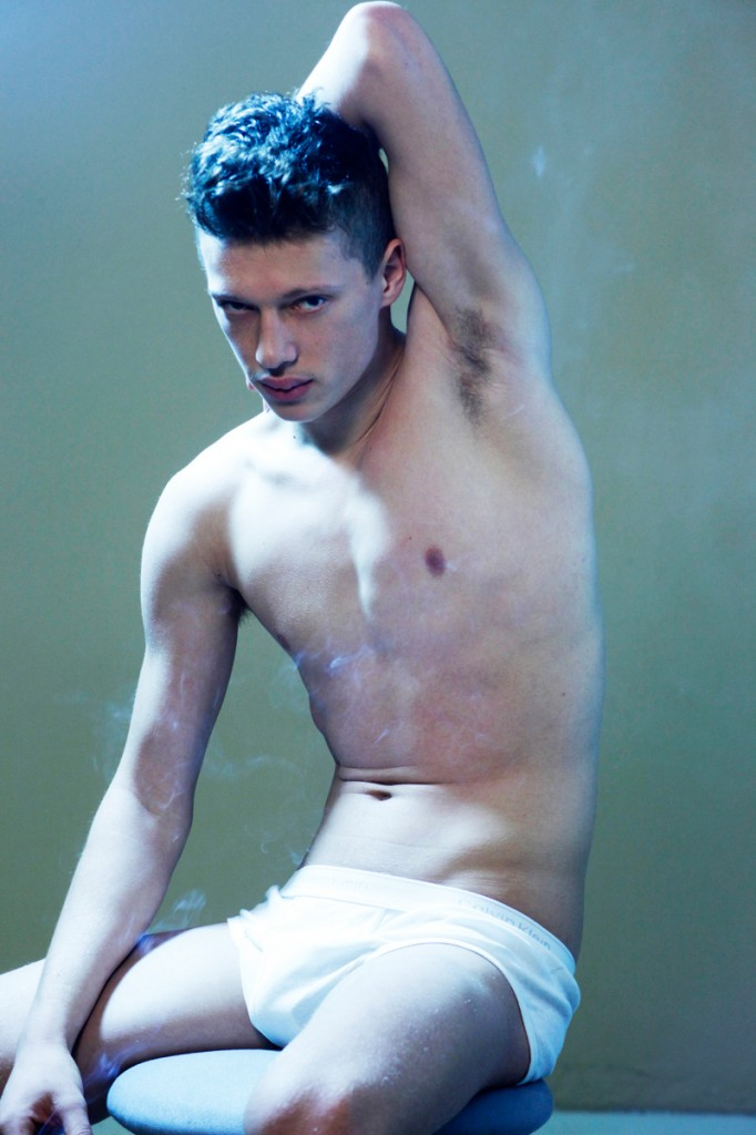 Cristian / image courtesy Independent Men