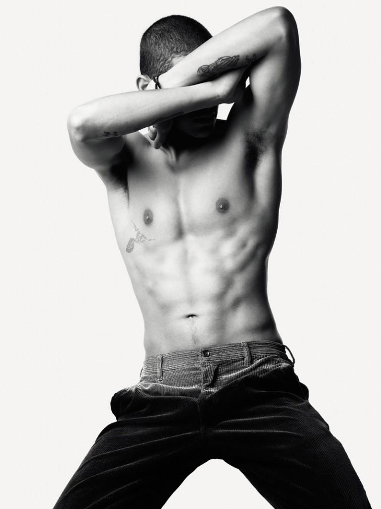 DJ / image courtesy LA Models