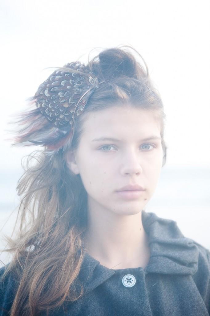 Valentina / image courtesy Elinor Shahar Personal Management